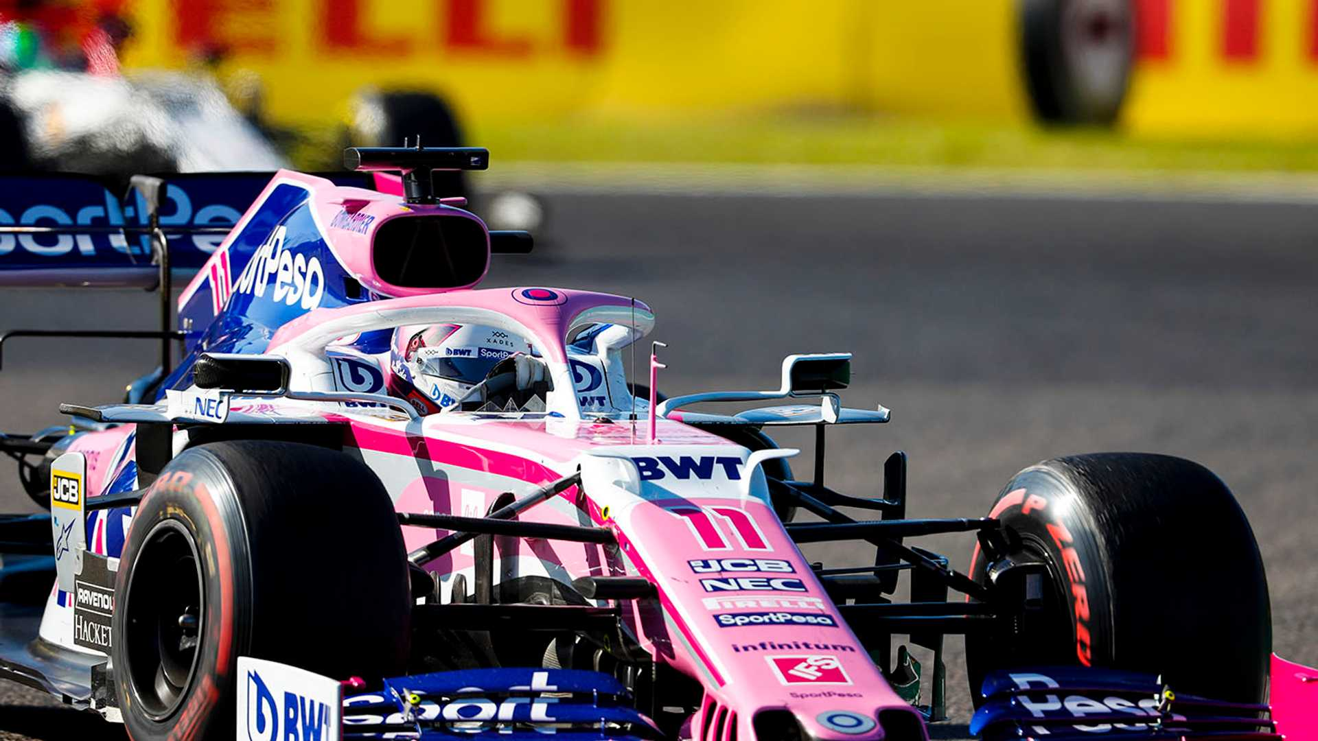 Japanese GP results altered after race was declared early