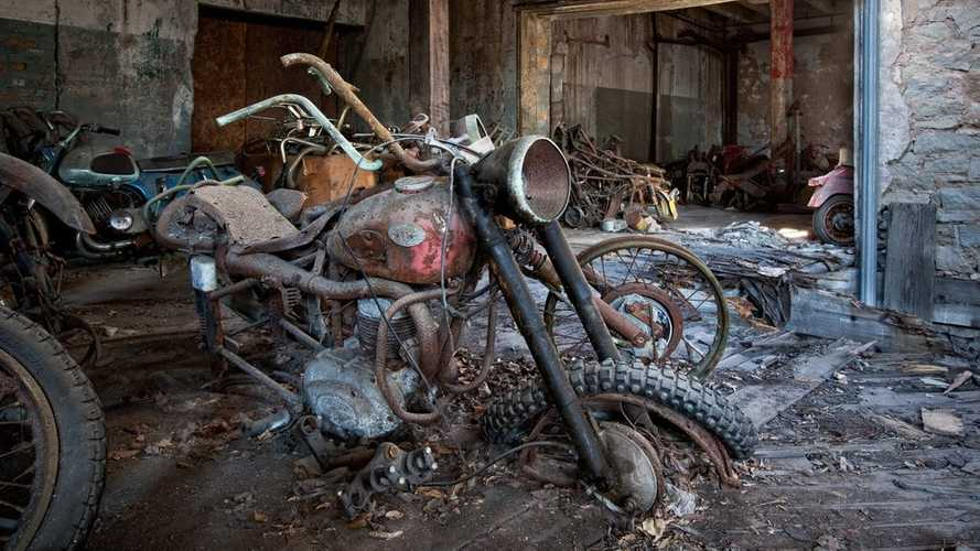 The Lockport Motorcycle Graveyard: A Ghost Story