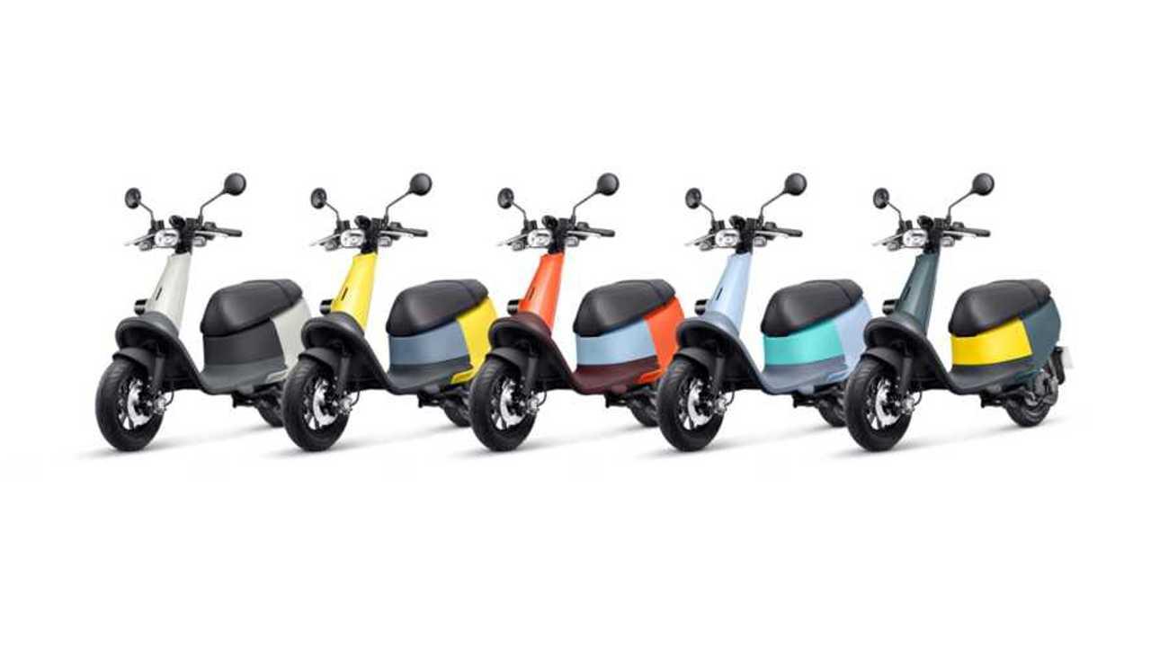 Gogoro Viva Ultra-Lightweight Scooter