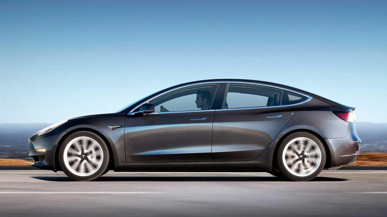 4. Tesla Model 3 Performance