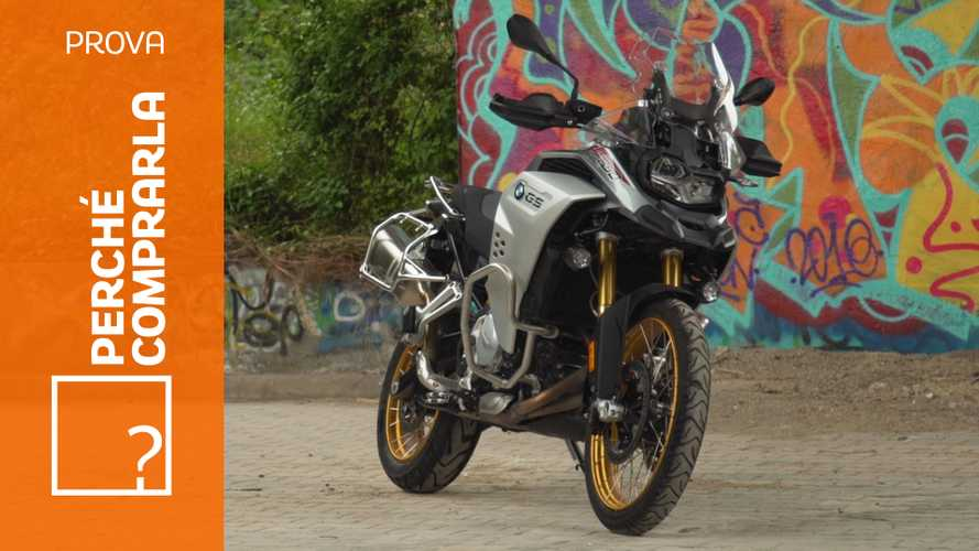 BMW F 850 GS Adventure | Perché comprarla... E perché no