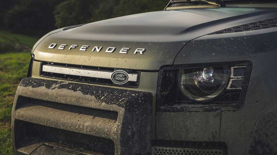 ТОП-10 опций в Land Rover Defender