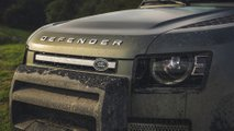 Land Rover Defender Options