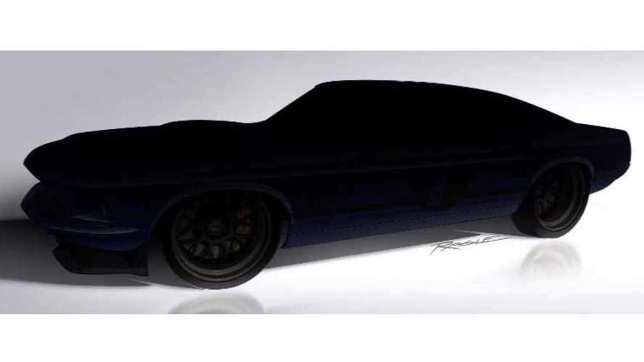 "Ringbrothers Teases Custom '69 Camaro And ""69 Mustang Mach 1 For SEMA"