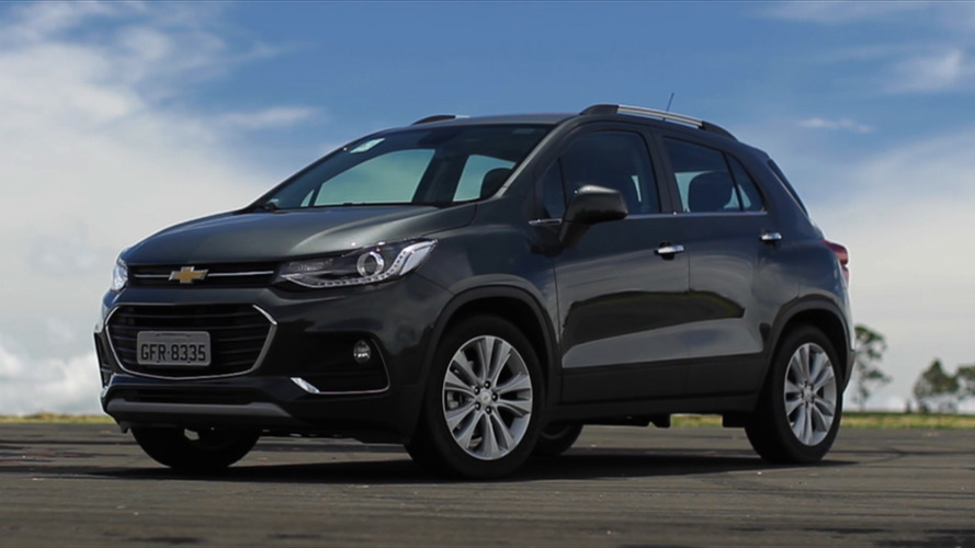 Vídeo: Novo Chevrolet Tracker 1.4 Turbo 2017