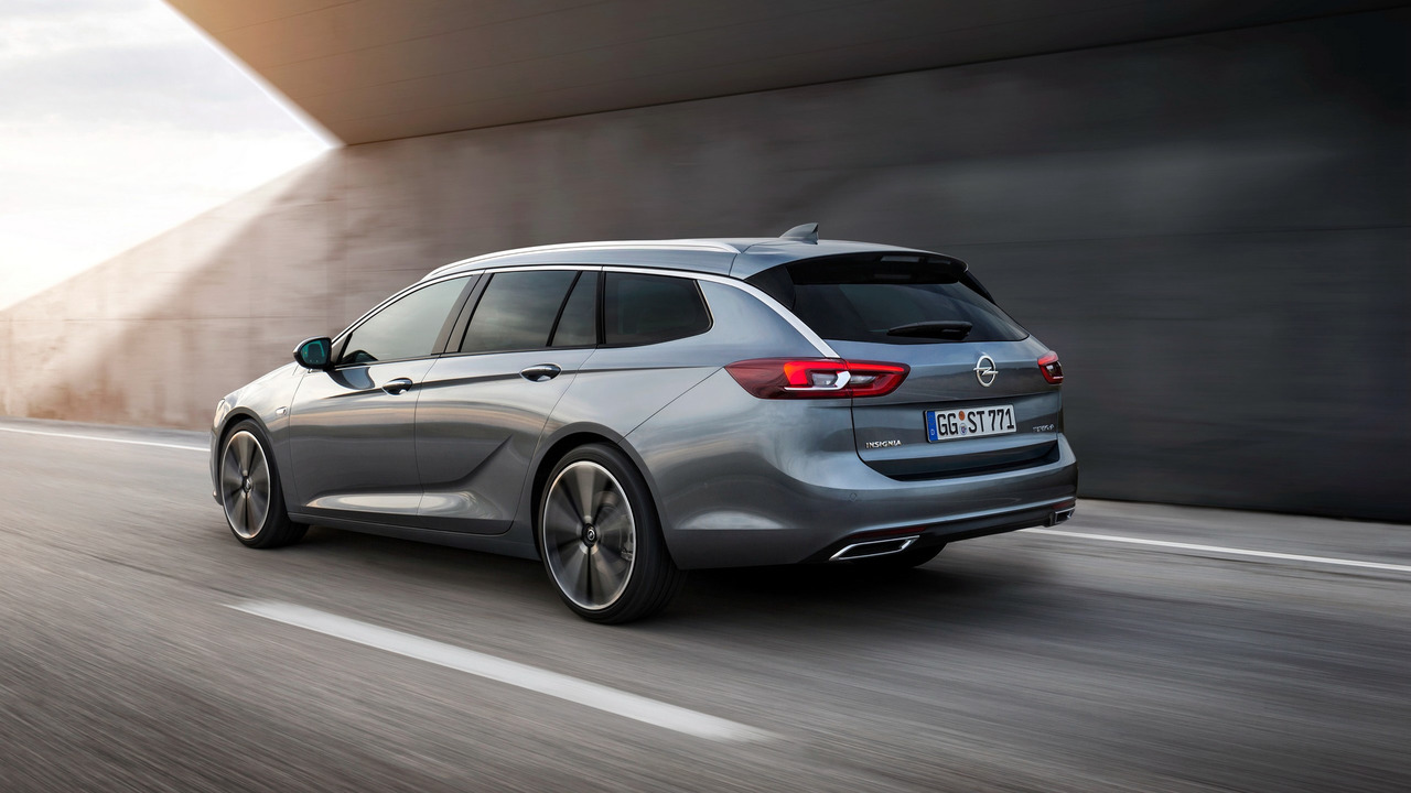 2017 Opel Insignia Sports Tourer