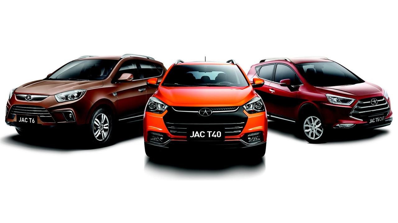 JAC T40