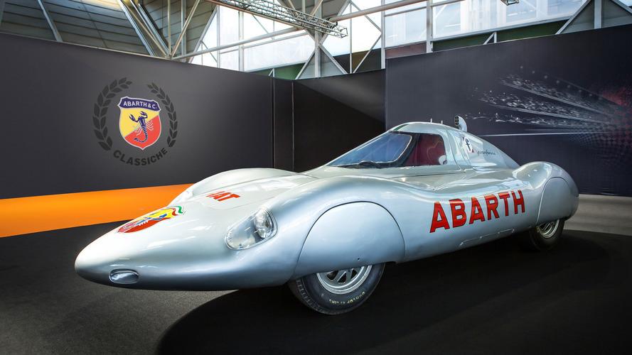 Rétromobile - Des Alfa Romeo, Fiat, Lancia et Abarth pour le groupe FCA