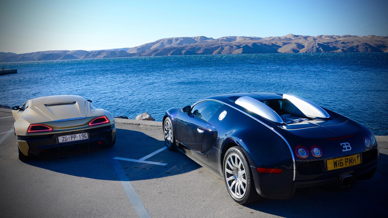 bugatti 2018 vs porsche convertible - 1280×720