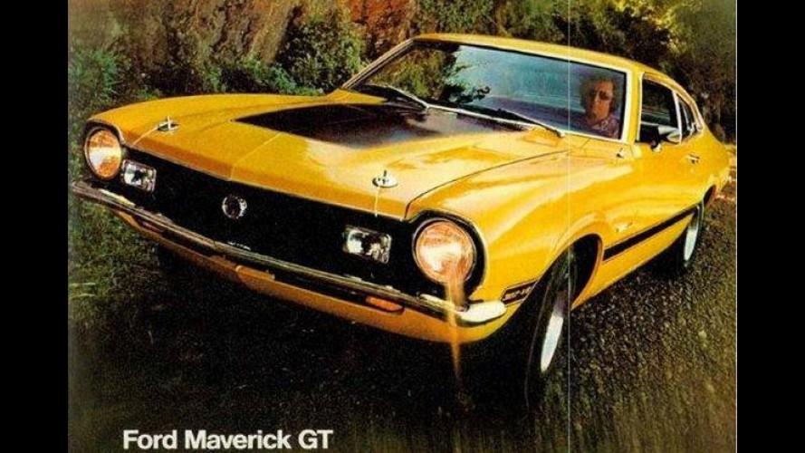 Ford Maverick pode voltar ao mundo como um SUV
