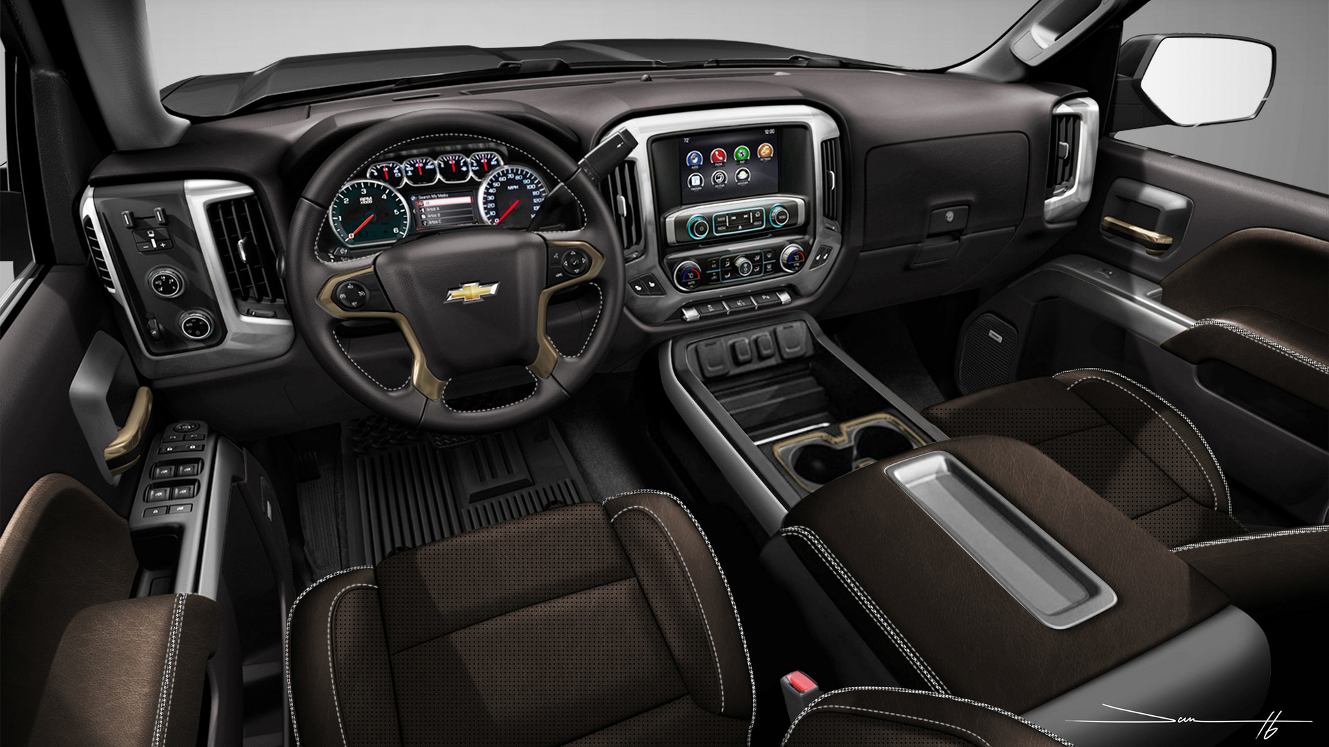 Chevy Silverado SEMA concepts are ready for winter and ...