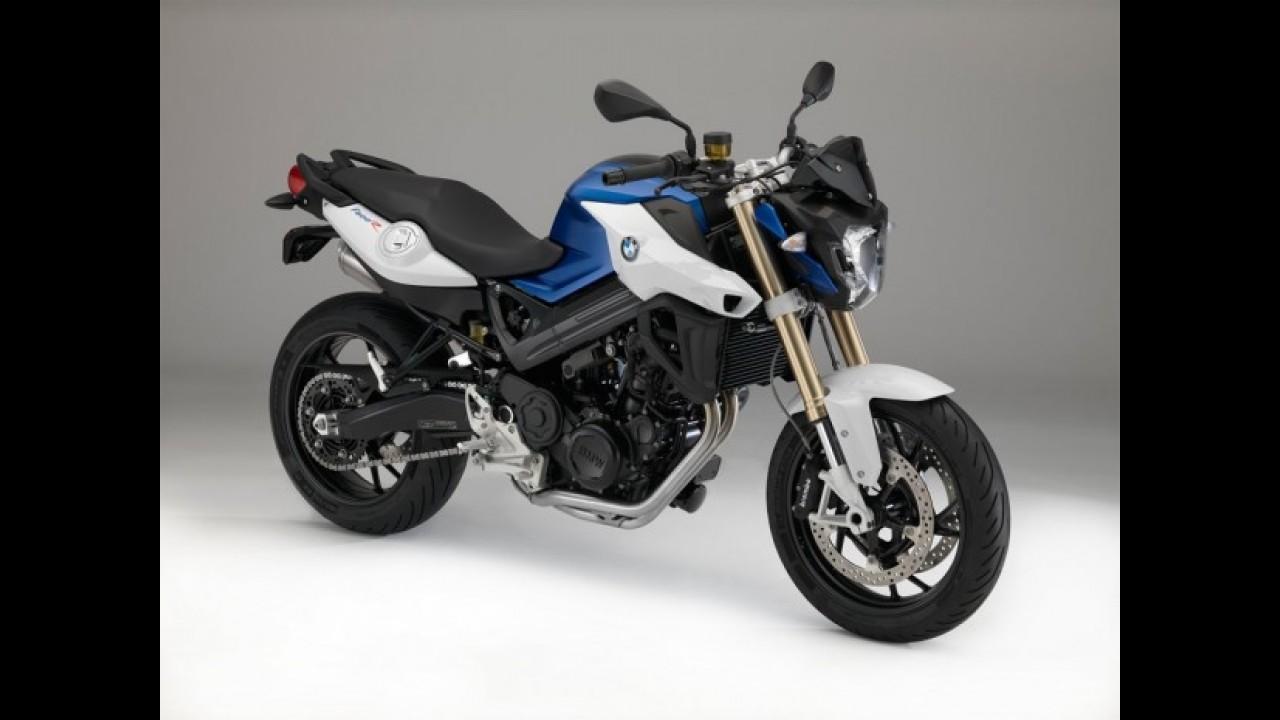 Nova BMW F800R 2015 ~ Seu Mundo Sobre rodas