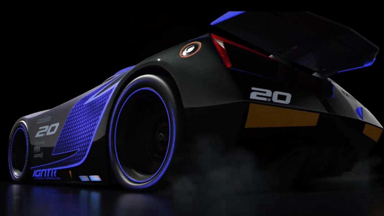 Cars 3 Reveals Two New Characters Jackson Storm And Cruz Ramirez