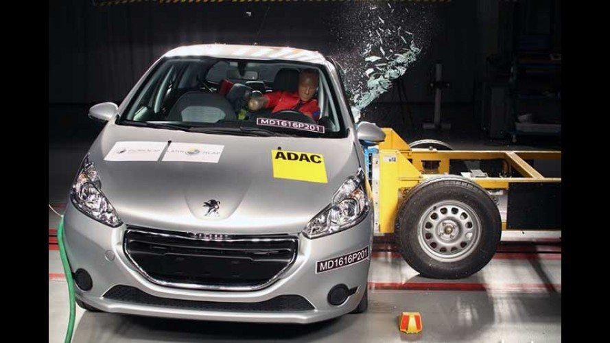 Latin NCAP divulgará resultado de duas novas avaliações nesta quarta-feira (3)