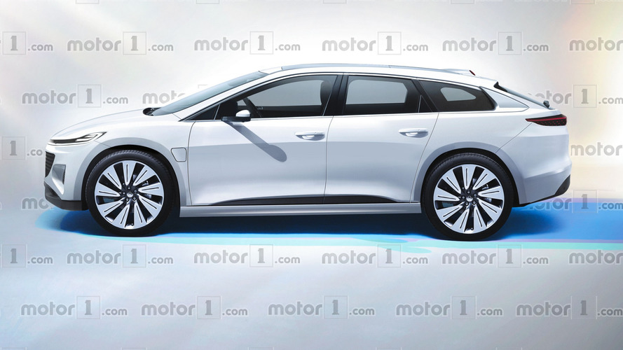 Faraday Future SUV bizce böyle görünecek