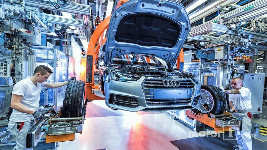 Une garantie d'emploi jusqu'en 2020 pour les salariés d'Audi en Allemagne