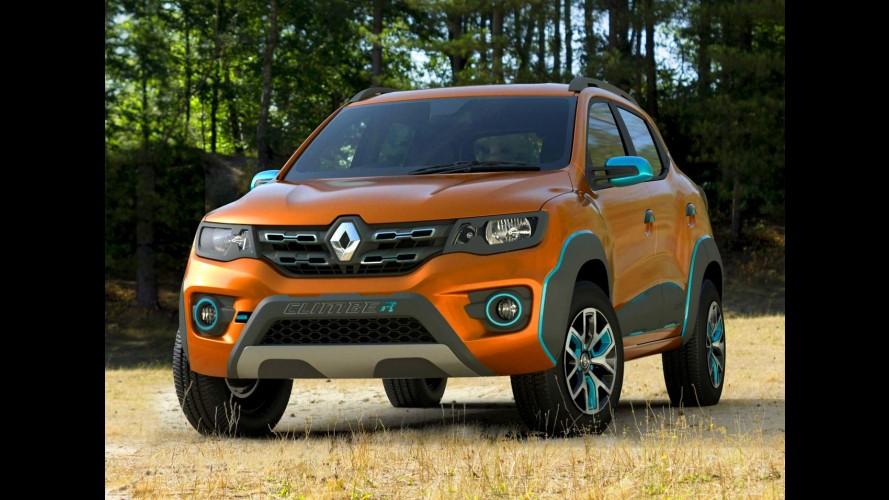 Renault confirma Kwid mais refinado para o Brasil