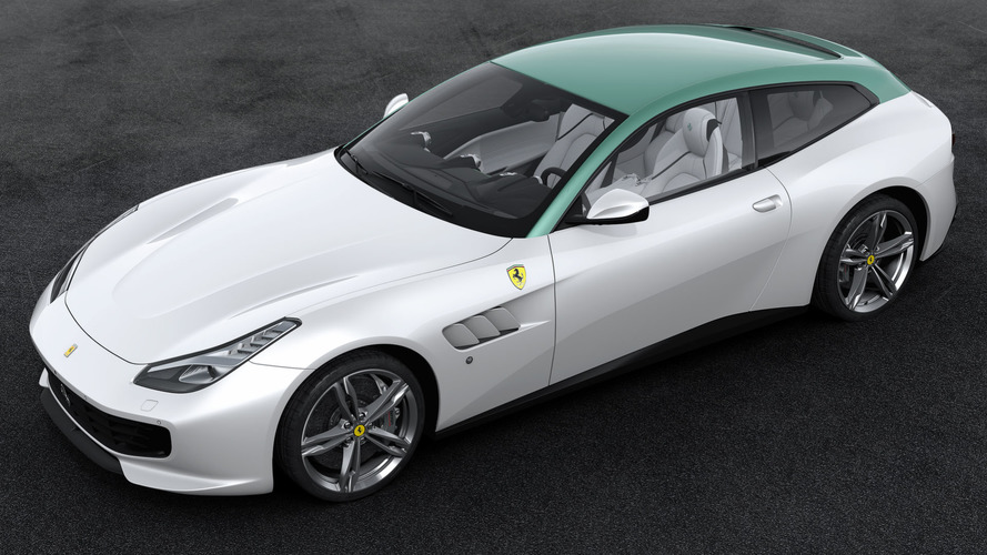 Ferrari 70th Anniversary Livery Number #14