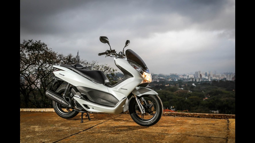 Honda PCX lidera e Dafra Cityclass começa bem - veja ranking de scooters