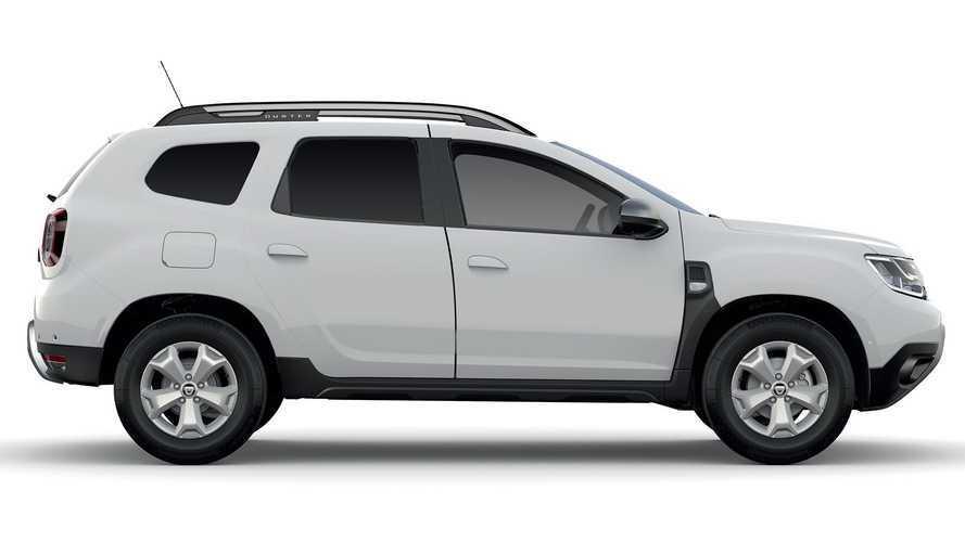 Dacia Duster Commercial, dal Regno Unito arriva la versione van