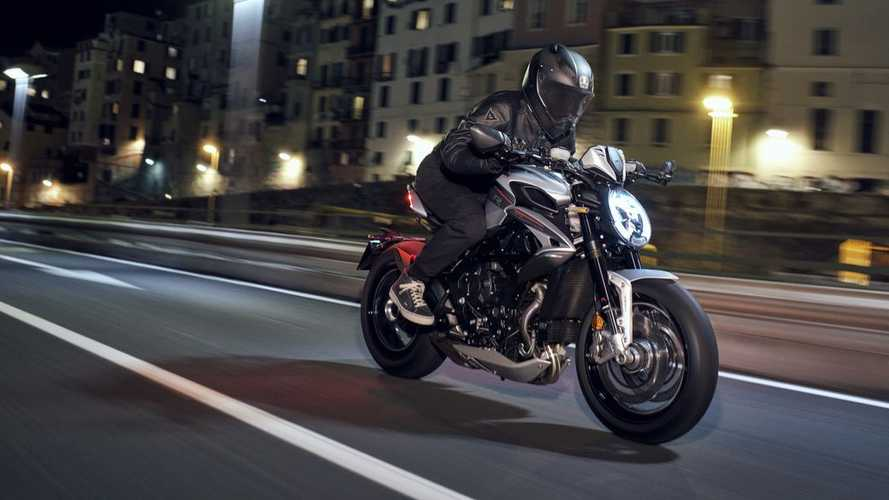 MV Agusta Updates Dragster And Brutale For 2021