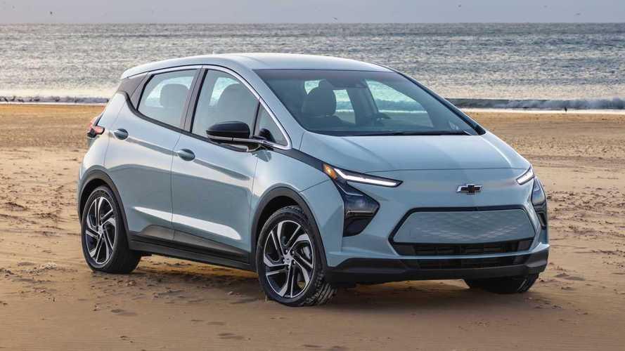 Lançamento: Chevrolet Bolt 2022 começa ser vendido por R$ 317 mil