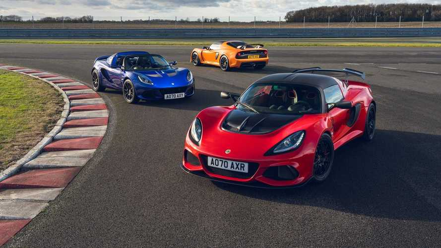 Le Lotus Elise ed Exige dicono addio con le Final Edition