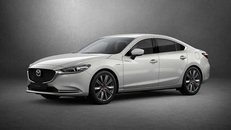 Mazda6 2021: más tecnología y versión 100 Aniversario