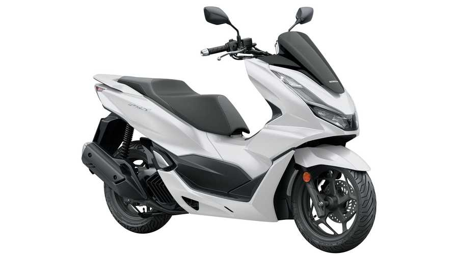 Honda Rolls Out 2021 PCX Scooter And Friends In The U.S.