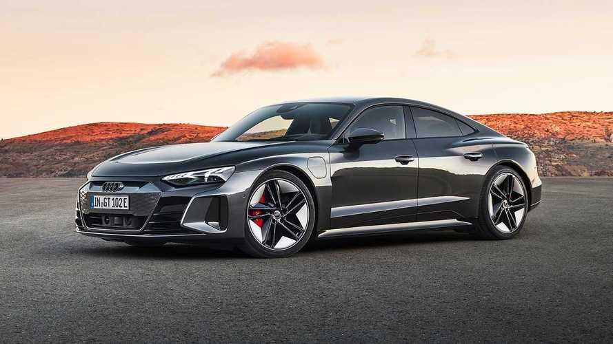 2021 Audi E-Tron GT vs. rakipleri: Kağıt üzerinde nasıllar?