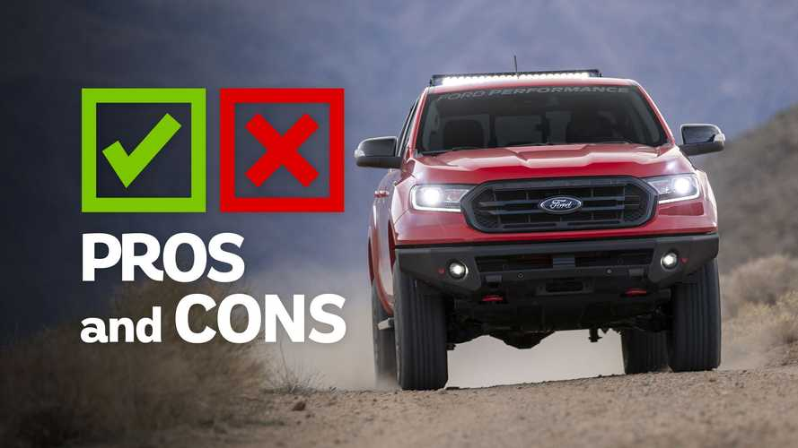 2020 Ford Ranger Performance Pack Level 3: Pros And Cons