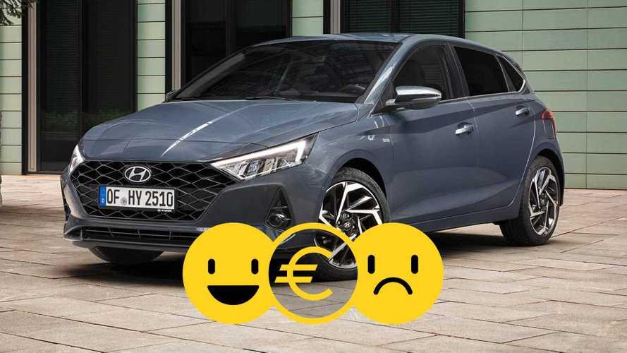Promozione Hyundai i20 ibrida, perché conviene e perché no