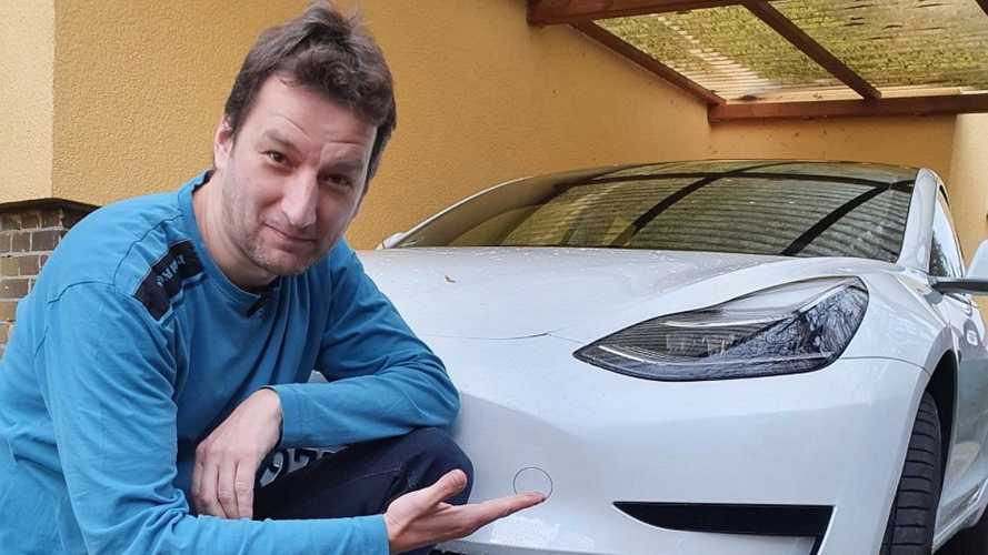 MIC Tesla Model 3 With LFP Batteries Reveals In Tests What's Happening