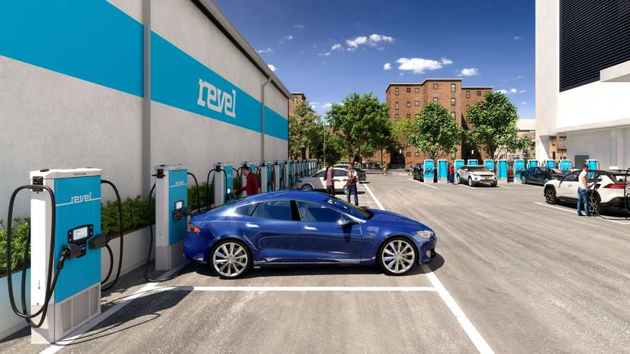 Revel To Build A Network Of Fast Charging Superhubs In New York City