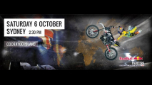 Red Bull X-Fighters 2012: Josh Sheehan a Sydney