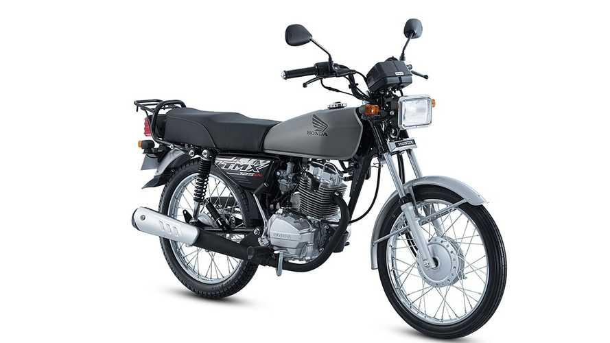 Honda Has Updated The TMX 125 Alpha In The Philippines