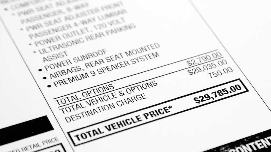 Should Automakers Be Forced To Include Destination Charges In Pricing?