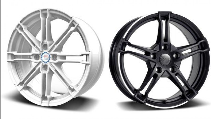 """Monza Wheels presenta i cerchi """"griffati"""" Autodromo di Monza"""