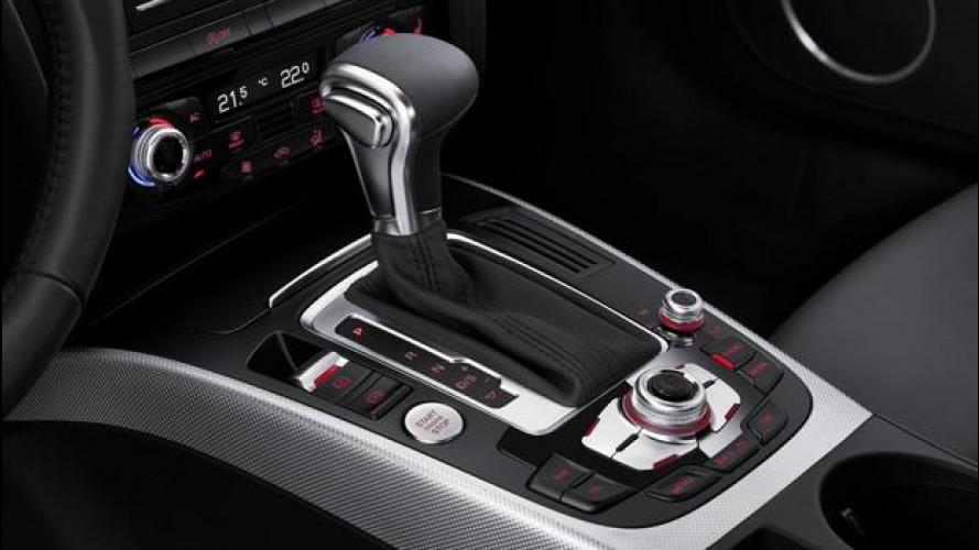 Audi: cambio S tronic anche per il 2.0 TDI 177 CV