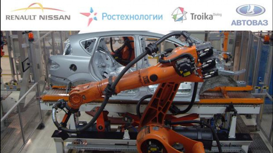 [Copertina] - Renault apre a Nissan le porte della Russia