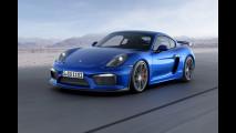 Porsche Cayman GT4, dalla strada alla pista