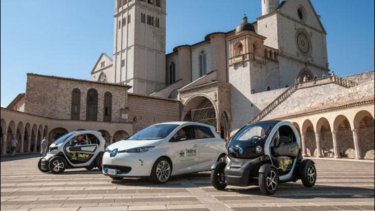 [Copertina] - Renault punta al turismo ecologico