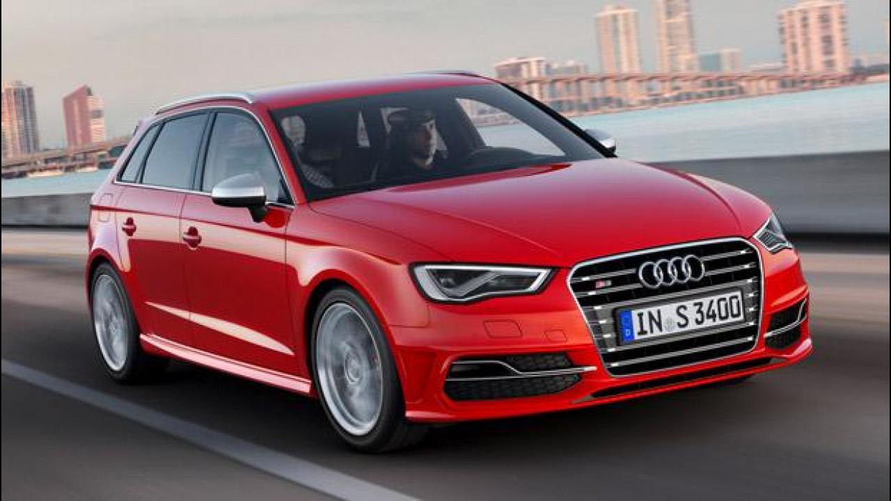 [Copertina] - Audi S3 Sportback: la famiglia va di corsa