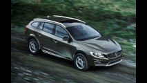 Volvo V60 Cross Country, pronta per il fuoristrada
