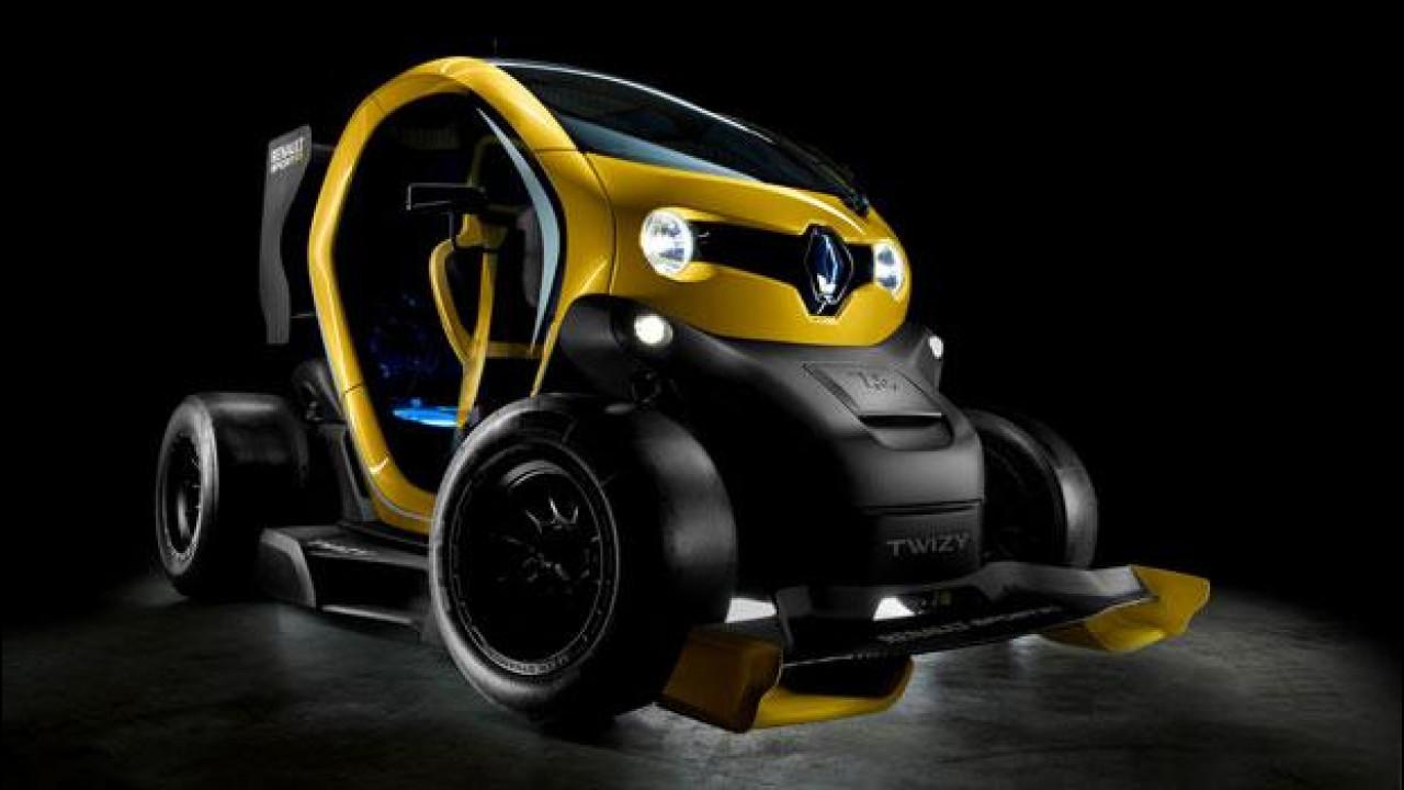 [Copertina] - Renault Twizy Sport F1