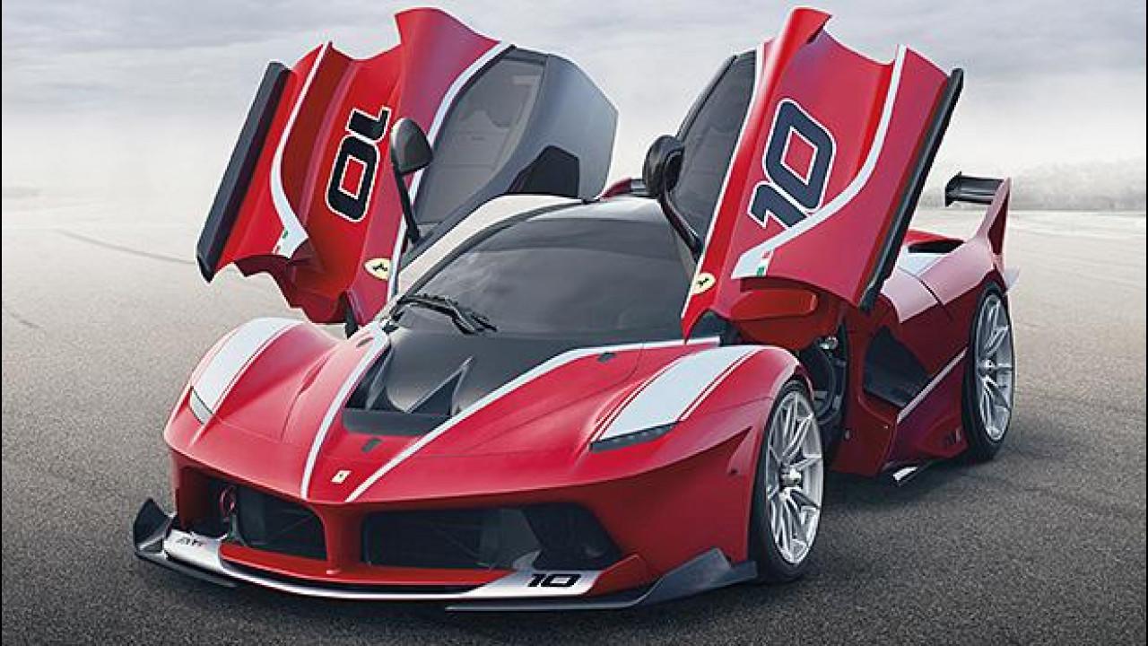 [Copertina] - Ferrari FXX K e le altre regine da 1.000 CV