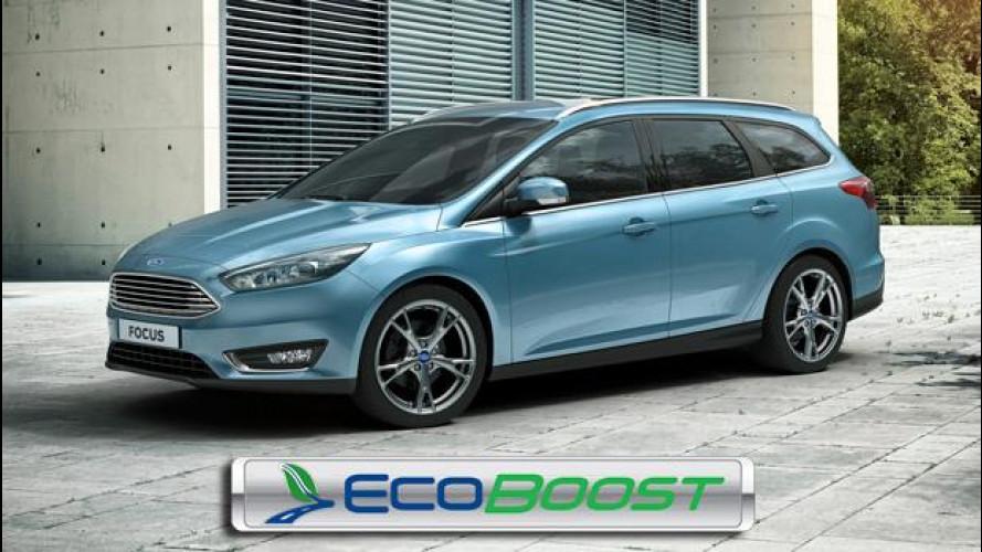 [Copertina] - Ford, una su cinque usa l'EcoBoost 1.0