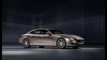 Maserati Quattroporte Ermenegildo Zegna Limited Edition concept