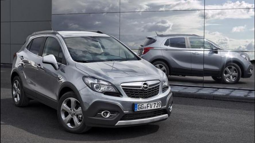Nuovi diesel Euro 6 per Opel Mokka e Insignia