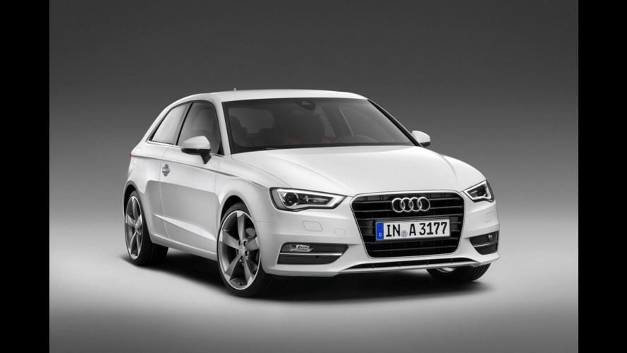 Nuova Audi A3, le prime immagini ufficiali